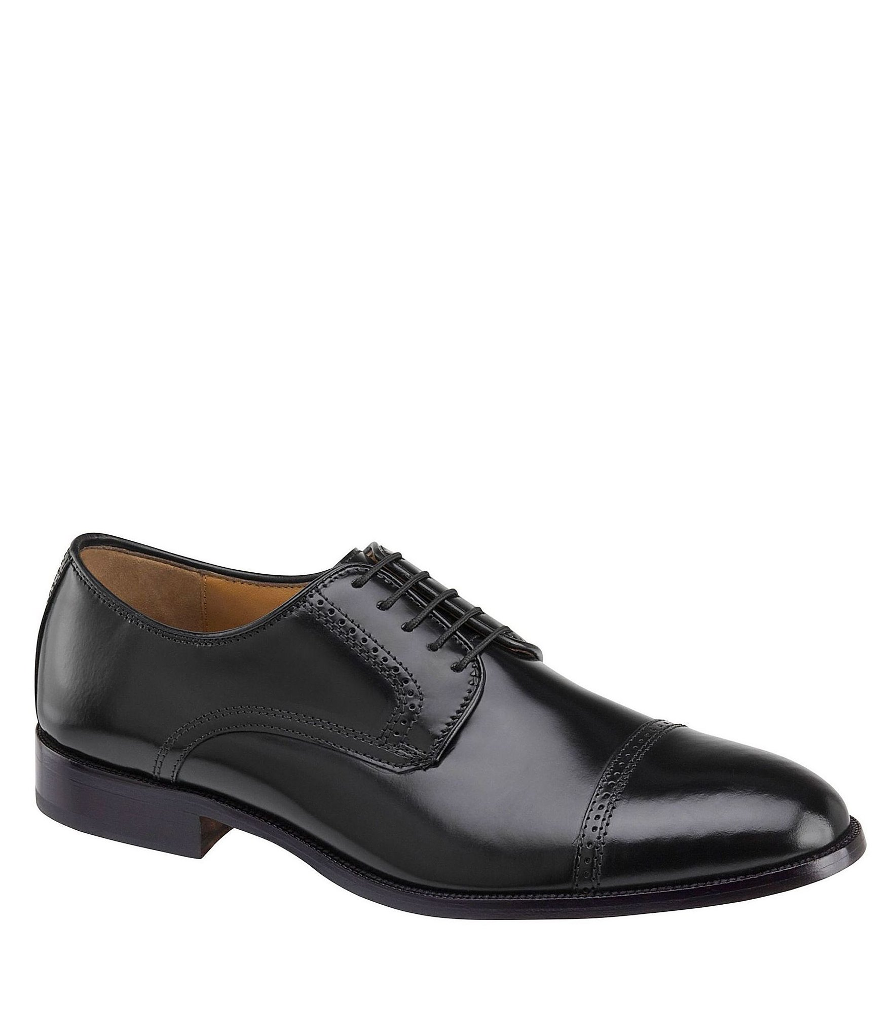 black shoes men