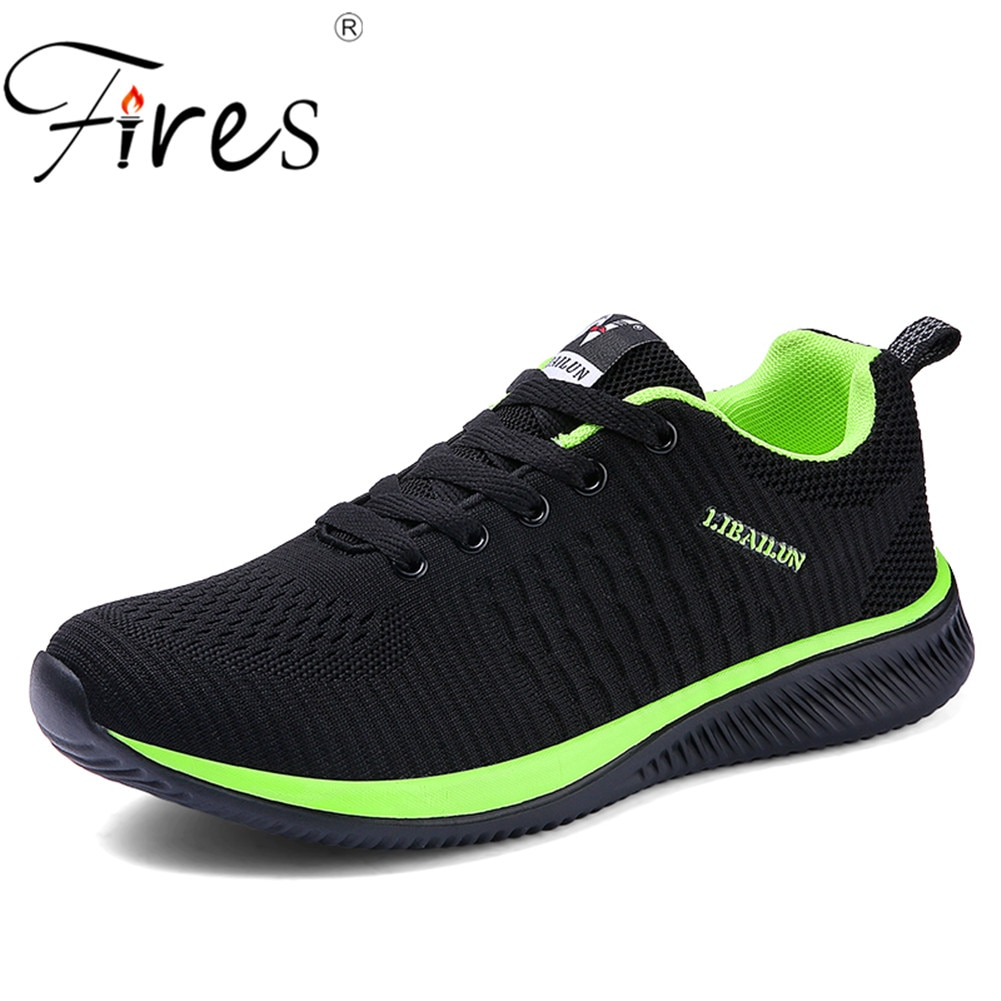 man running shoes